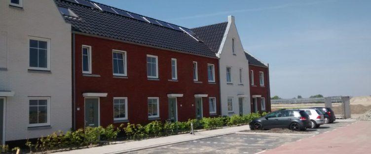 Eerste woningen opgeleverd in deelplan 2b | Koningskwartier