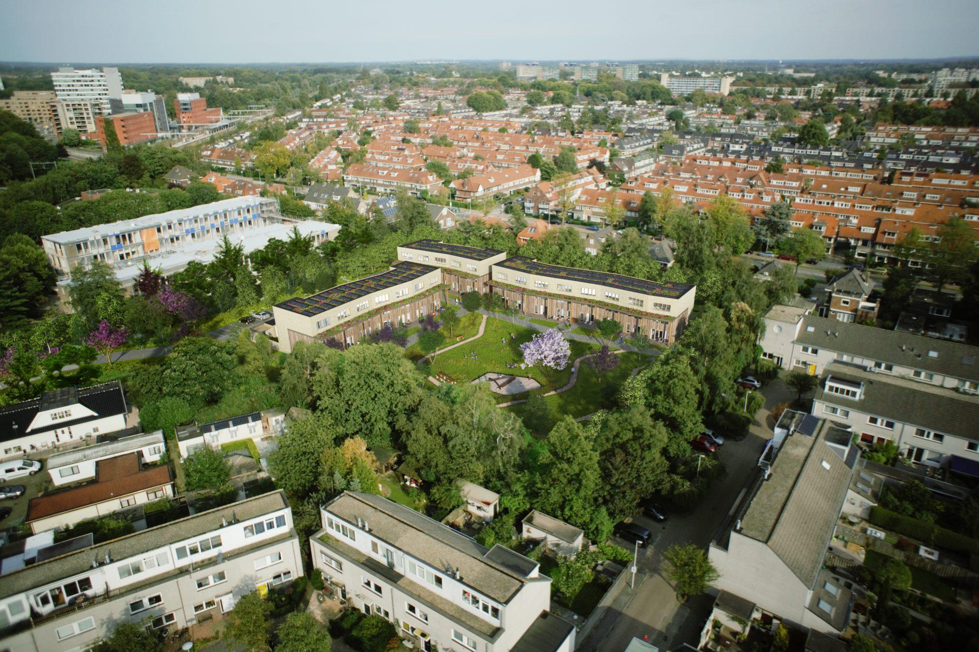 Van Lieflandpark: 20 zeer ruime, ultra- duurzame woningen
