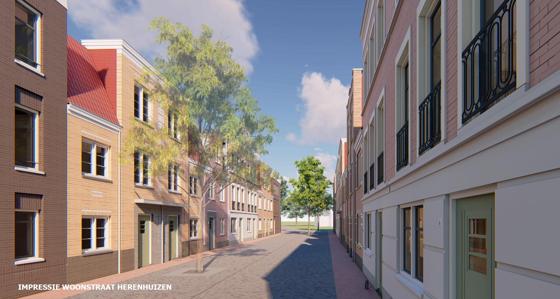 Ondertekening grondverkoopovereenkomst 105 koopwoningen Aarplein in Alphen aan den Rijn