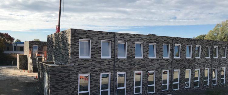 Recordtempo bouw 60 huurwoningen in Hoofddorp