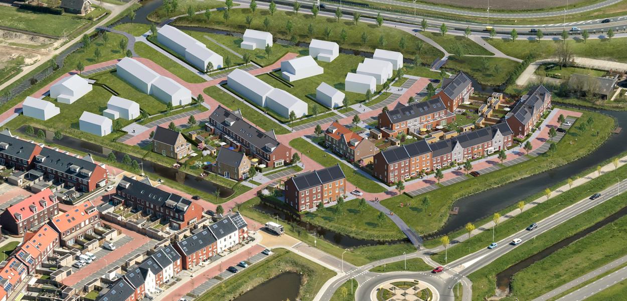 Start verkoop Koningskwartier (fase 4) in Zevenhuizen