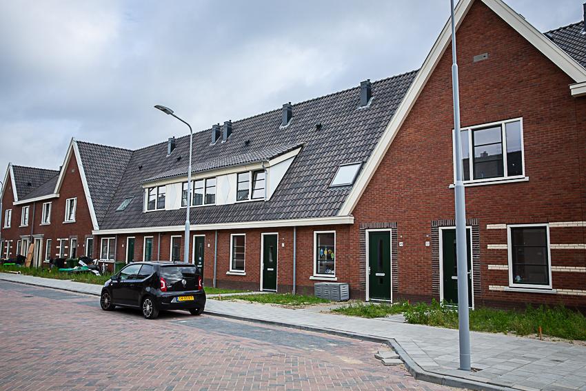Nieuwbouwproject Jonkheer Van de Poll afgerond