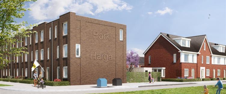 Woonplus Schiedam koopt 29 sociale huurwoningen in Park Harga
