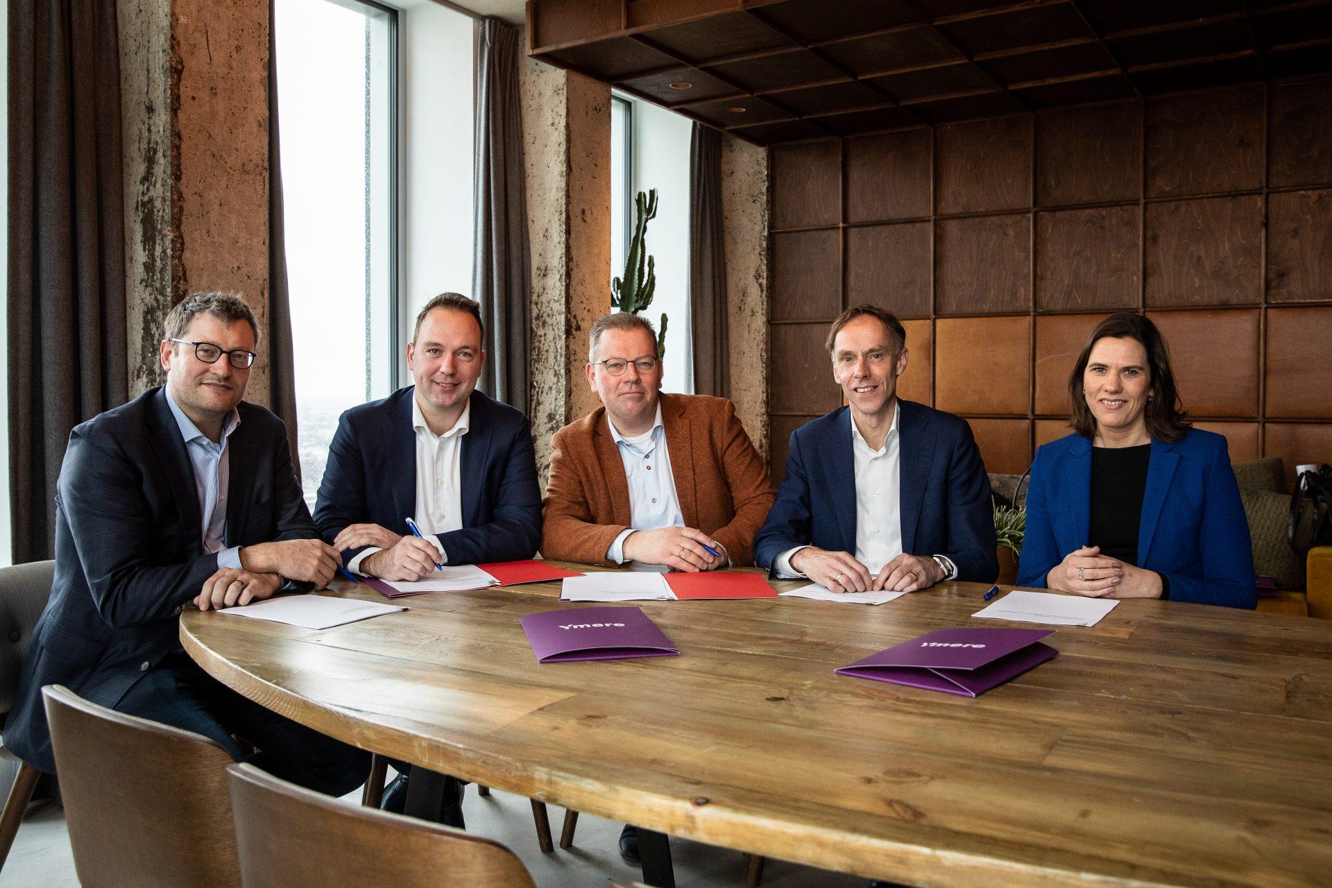 Ymere verlengt co-makershipcontract met Thunnissen met 5 jaar