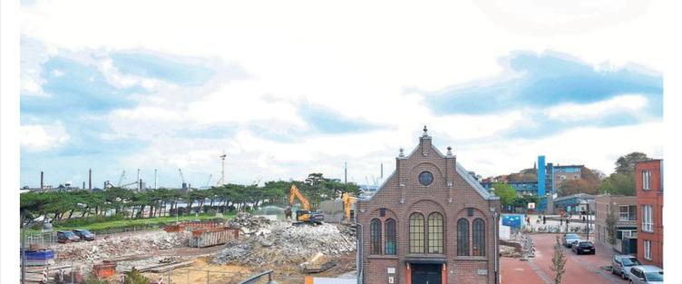 In de media: Het Nieuwe Vroeger in IJmuiden