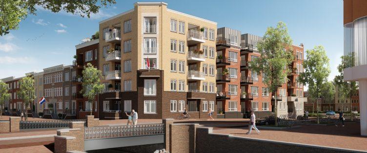 Online start verkoop nieuwbouwproject Aarkadekwartier in Alphen aan den Rijn