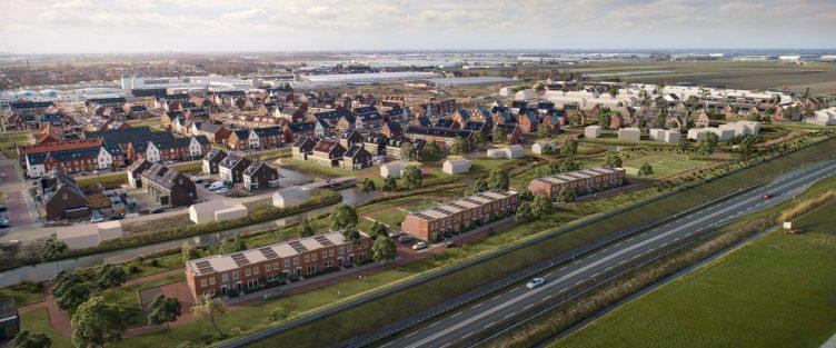 Start verkoop Koningskwartier fase 6 in Zevenhuizen
