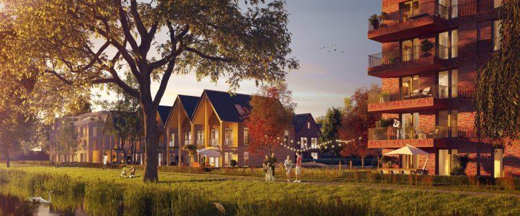 Thunnissen wint tender Meervalstraat Aalsmeer met het plan: De Tuinen van Hornmeer